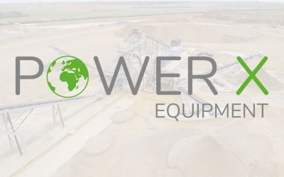 PowerX Equipment – The Next Generation in Aggregate & Mineral Processing