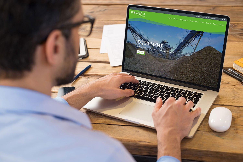PoweX-Website-Launch