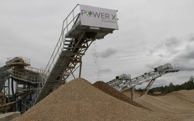 Grundon Sand & Gravel enjoy the benefits of a new PowerX Equipment Wash Plant and Water Treatment System