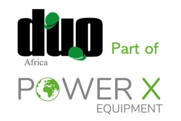 PowerX Equipment – New Parent Company for Duo Africa